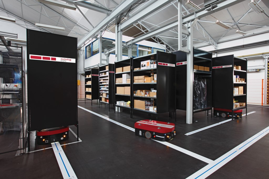Swisslog AG Warehouse & Distribution Solutions_Bilder